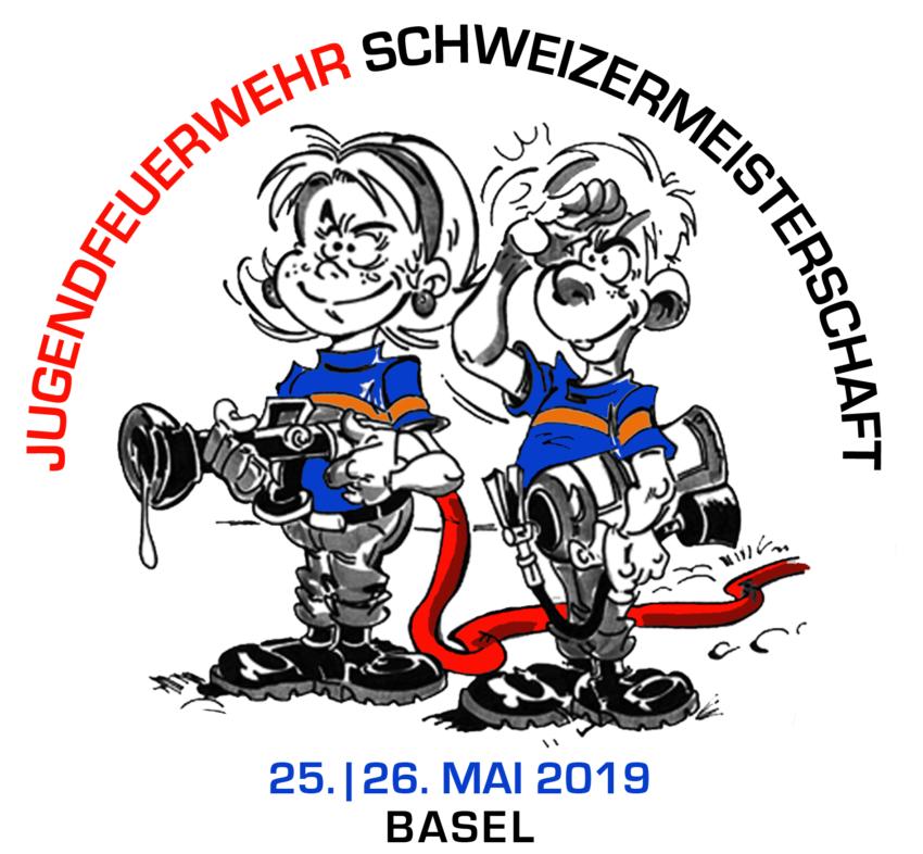 16. Jugendfeuerwehr Schweizermeisterschaft vom 25./26. Mai 2019 in Basel