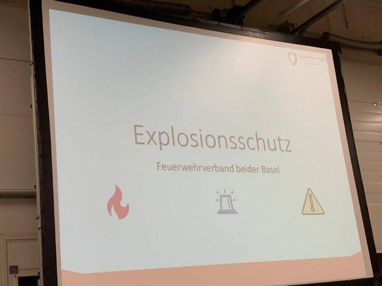 Fachvortrag Explosionsschutz